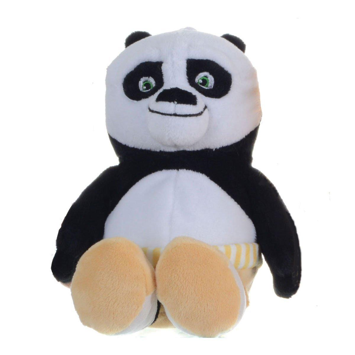 Po Plush Soft Toy Dreamworks Kung Fu Panda 8 20cm Mini Robin