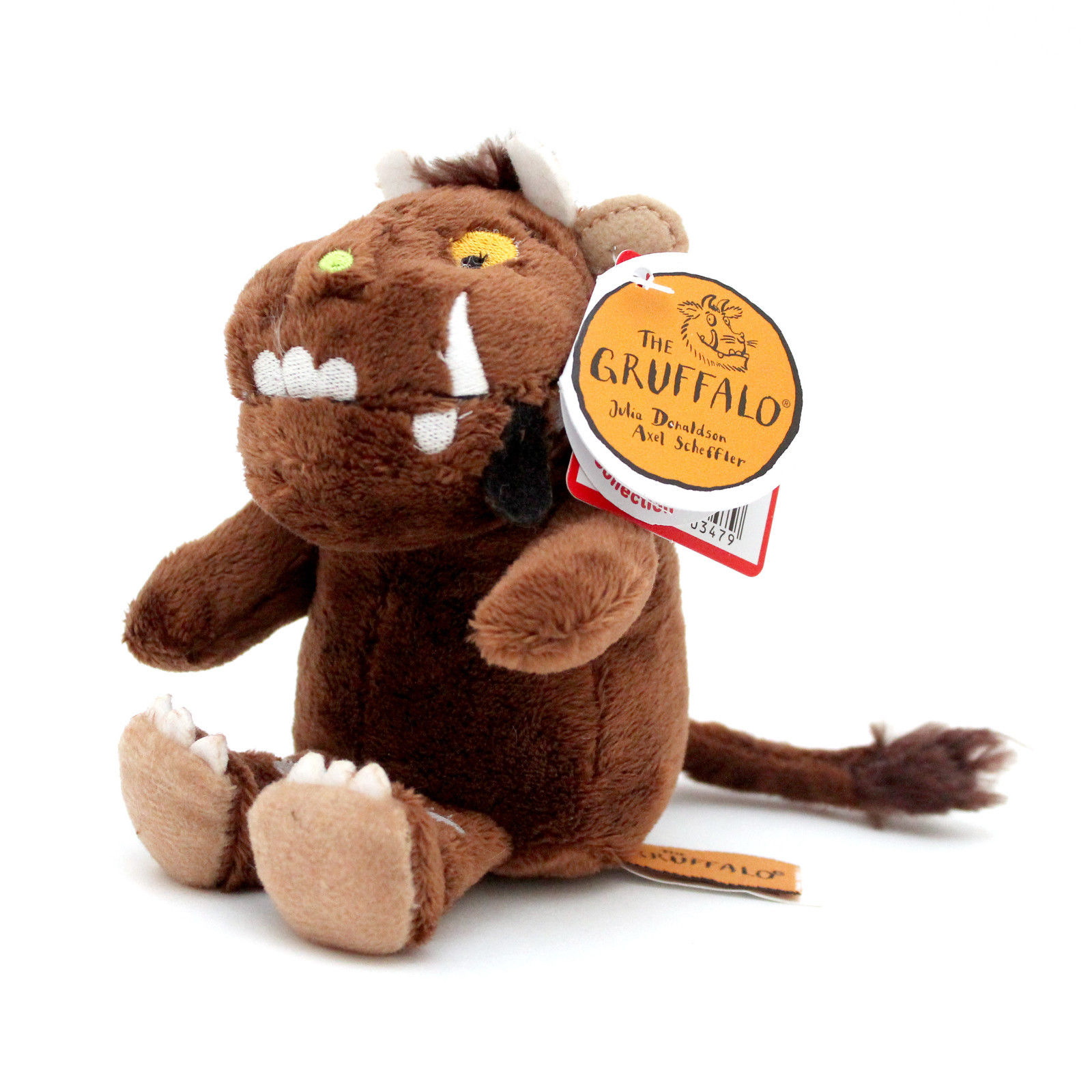 The Gruffalo small plush soft toy