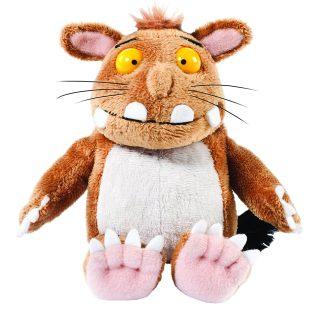 The Gruffalo`s Child Plush Soft Toy, The Gruffalo
