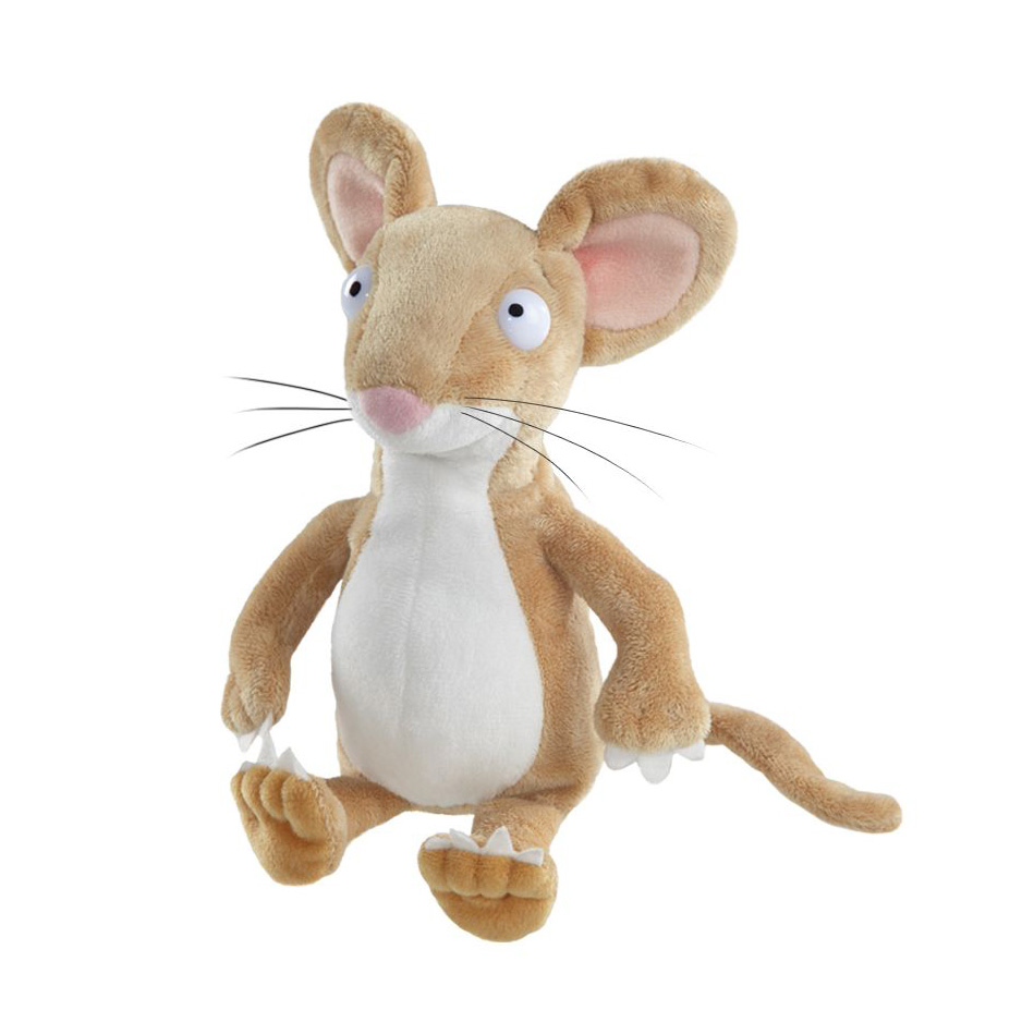 The Mouse Plush Soft Toy, The Gruffalo