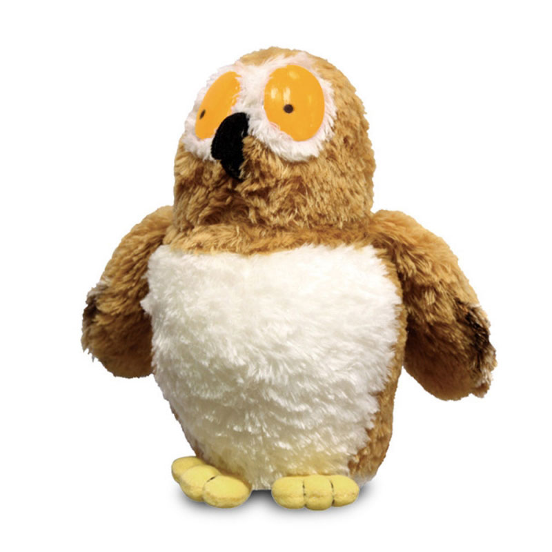 The Owl Plush Soft Toy, The Gruffalo
