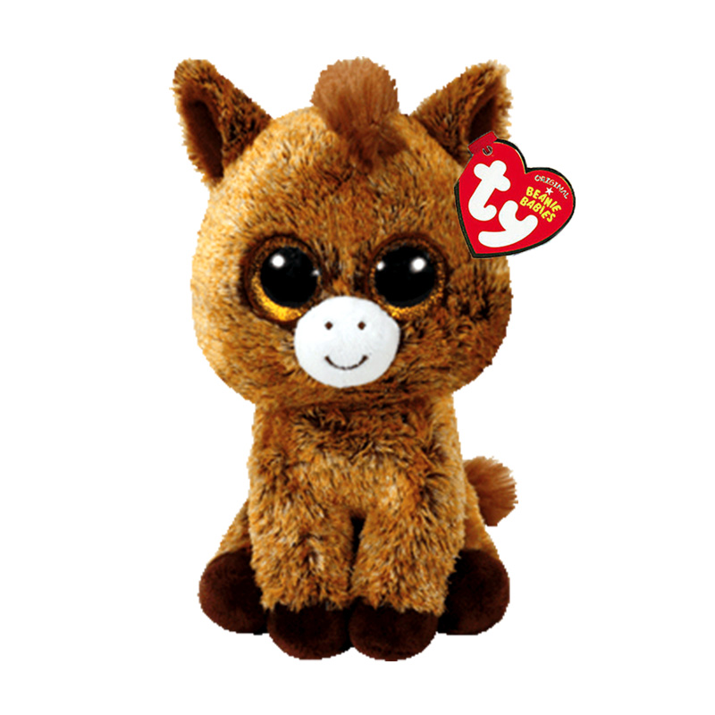Harriet Horse Plush Soft Toy, Ty Beanie Boos