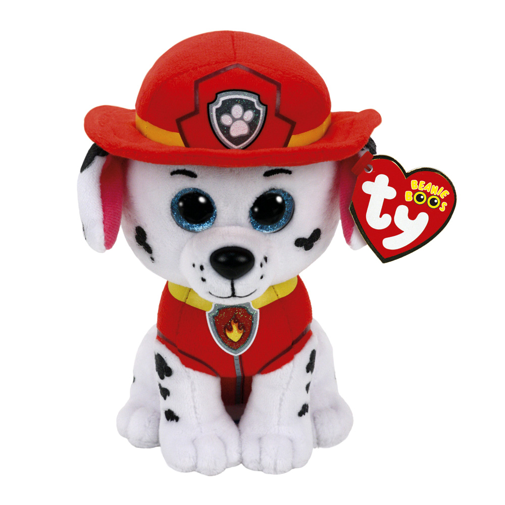 Marshall Plush Soft Toy Paw Patrol