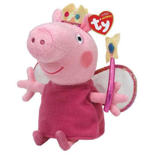 Princess Beanie Plush Soft Toy