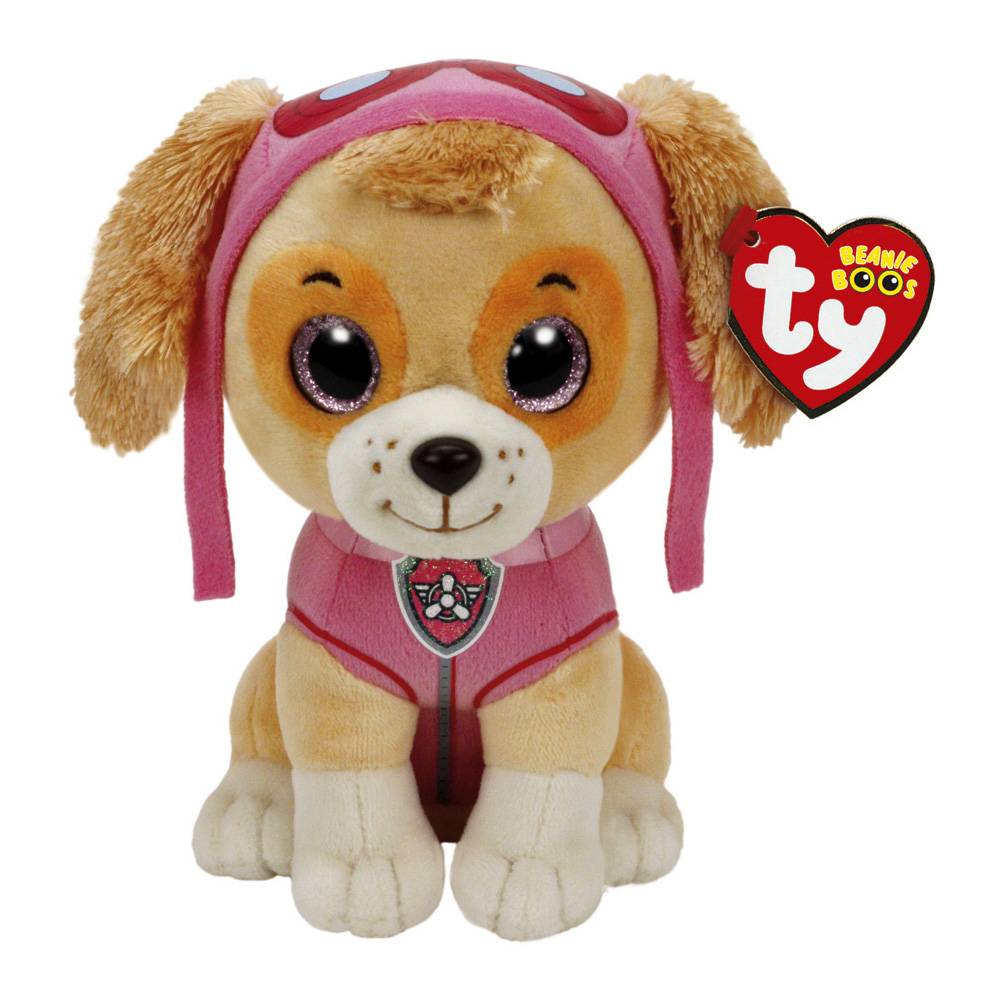Sky Plush Soft Toy, Paw Patrol 6″ (15cm)