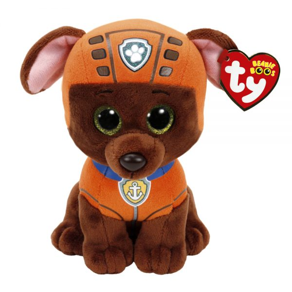 Zuma Plush Soft Toy, Paw Patrol